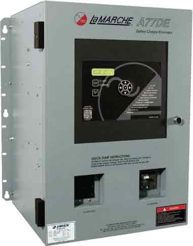 A77 Series - Predictive Maintenance Battery Charger
